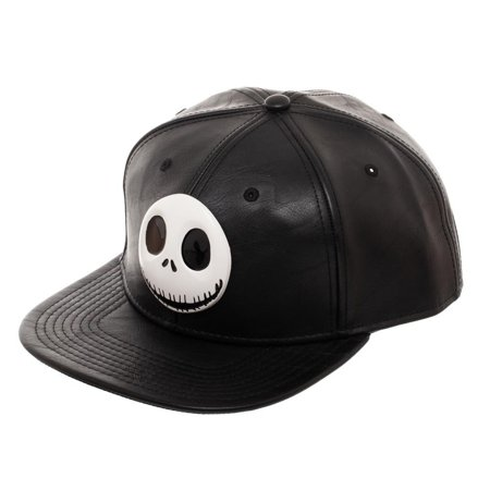 Nightmare Before Christmas Metal Black Snapback - Nightmare Before Christmas Boots