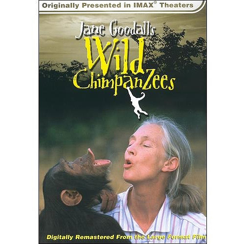 IMAX: Jane Goodall's Wild Chimpanzees by VENTURA MARKETING