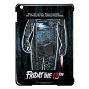 Friday The 13Th Poster Ipad Air Case White Ipa