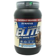 Dymatize  Whey Protein Isolate, Rich Chocolate, 2 LB