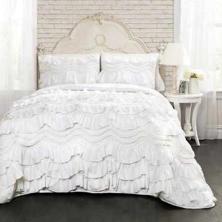 Kemmy Quilt White Set