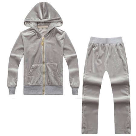 50l Suit - Richie House Girls' Sport Suit with Hood RH0874