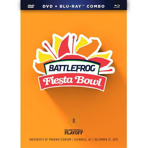 2016 BattleFrog Fiesta Bowl (Blu-ray + DVD)