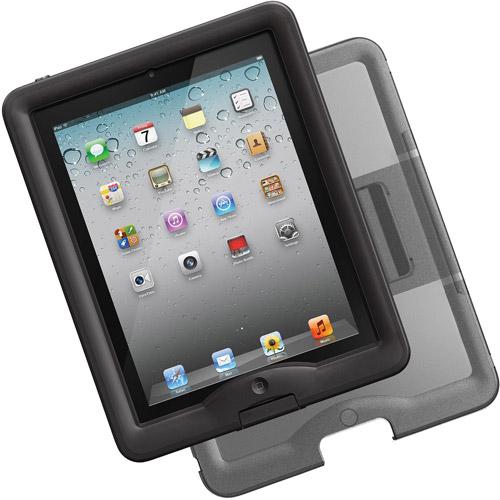 LifeProof NÜÜD iPad 2/3/4 Waterproof Case  - BLACK