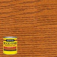 Minwax Wood Finish Penetrating Stain, Gunstock, Half-Pint
