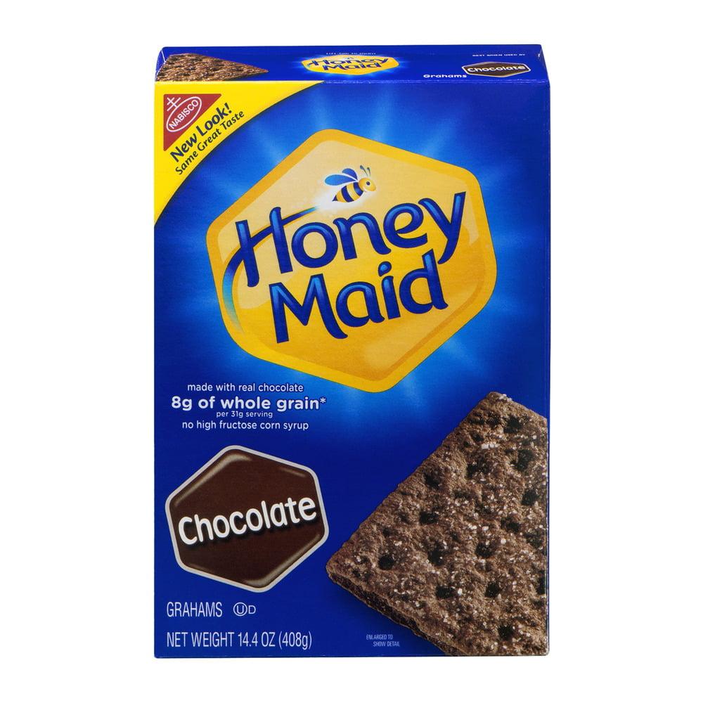 Nabisco Honey Maid Chocolate Grahams, 14.4 oz