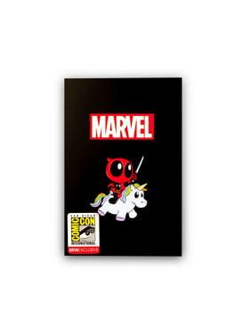 e8805512c Product Image Marvel Deadpool Unicorn Enamel Collector Pin, SDCC Exclusive. SalesOne  International