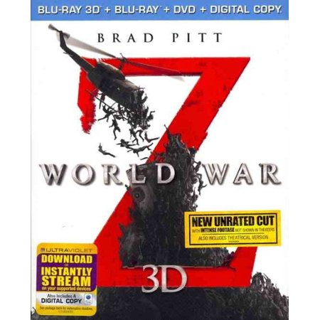 World War Z (Blu-ray) - War Z Halloween Special