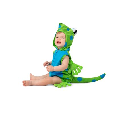 Zippy the Gecko Infant Costume - Halloween Mix Zippy