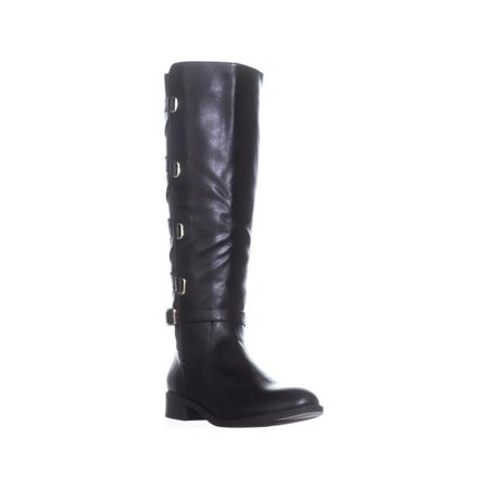 Womens TS35 Veronika Tall Riding Boots, Black