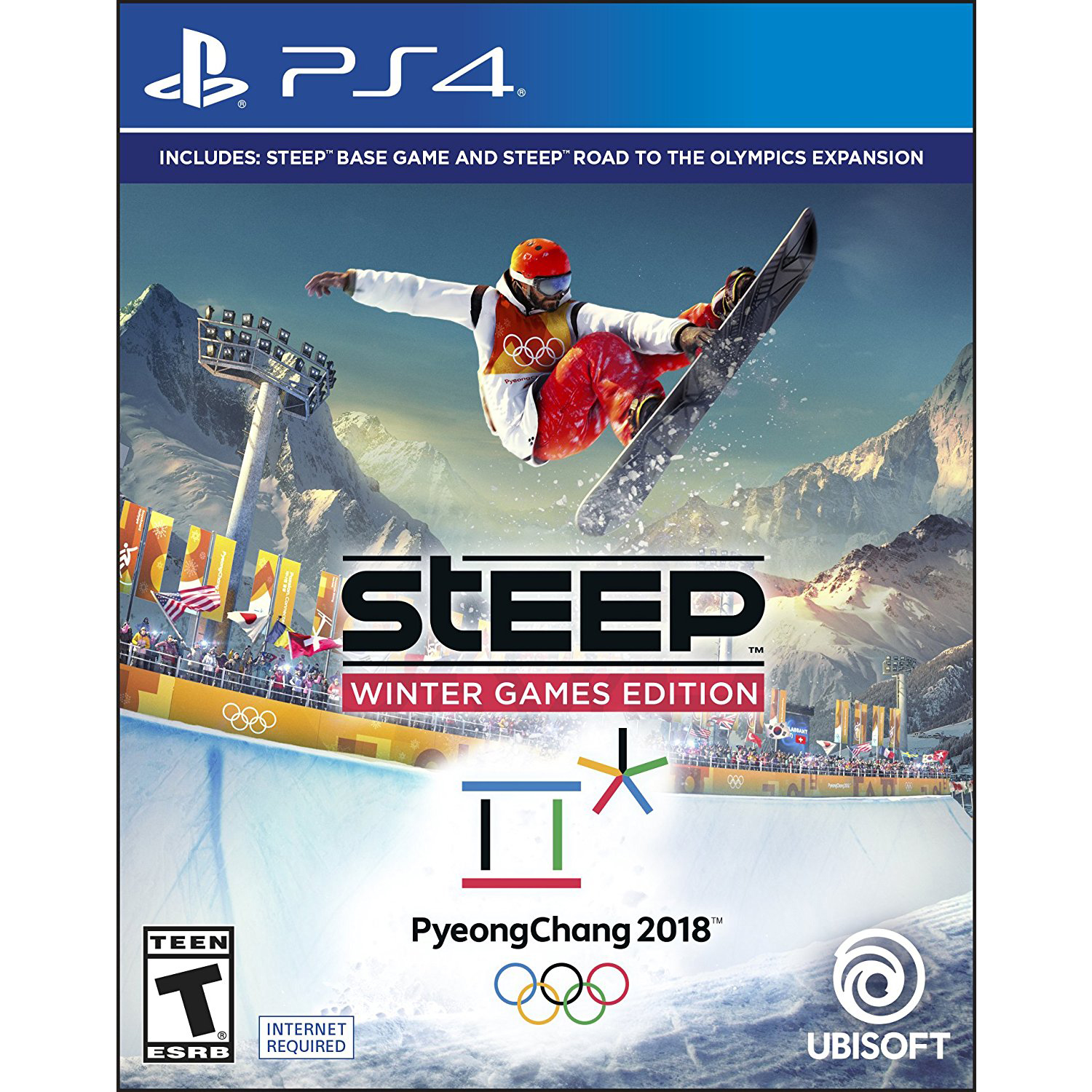 Steep: Winter Games Edition (PlayStation 4)