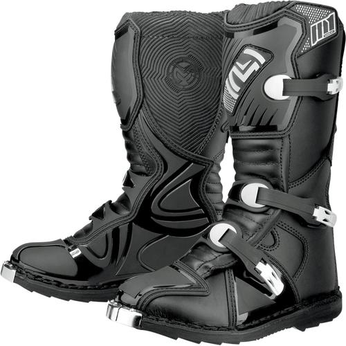 Moose Racing M1.2 2014 Youth MX/Offroad Boots Black