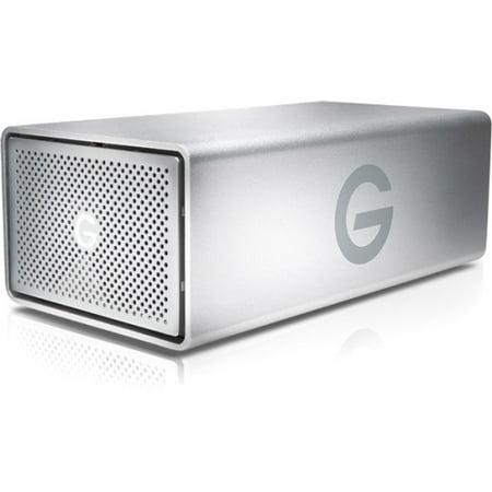 G-Technology G-RAID USB 16TB Removable Dual Drive Storage (Best Mac External Hard Drive For Photos)