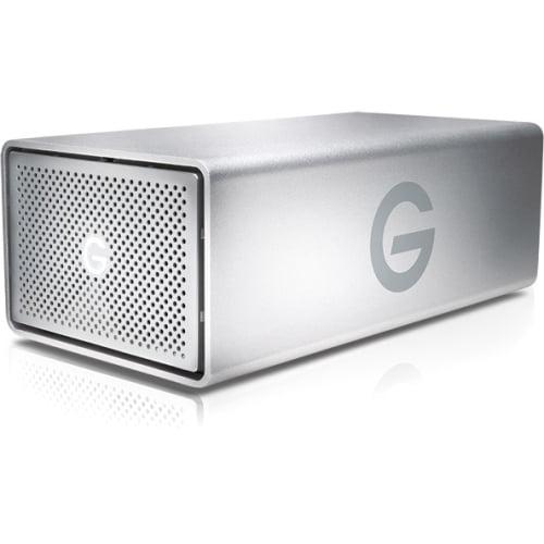 G-Technology G-RAID USB 16TB Removable Dual Drive Storage System