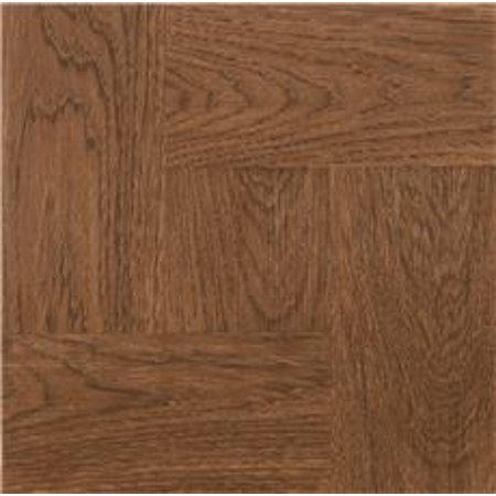 Armstrong Peel N' Stick Tile 12 In. X 12 In. Gunstock 1.65Mm (0.065 In.) / 45 Sq. Ft. Per (Case Brothers Gunstock)