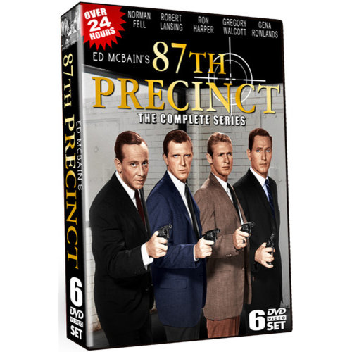 Ed McBain's 87th Precinct: The Complete Series (Full Frame)