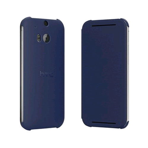 HTC Flip Case for HTC One (M8) Imperial Blue by HTC