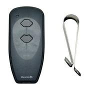 Marantec M3-2312 (315 MHz) 2-button Garage Door Opener Remote