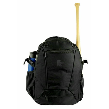 Basketball Backpack Laptop Bookbag Quality College Student bag Elementary Middle school sport bags with detachable mesh Ball holder for Volleyball Baseball Helmet Football Shoes Soccer Cleats Black - Soccer Bags With Ball Holder