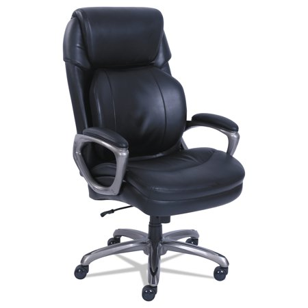 SertaPedic Cosset Big and Tall Executive Chair,