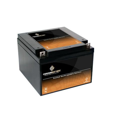 12V 26AH Sealed Lead Acid (SLA) Battery for Lead Acid ACE2751 (26ah Sealed Lead Acid Battery)