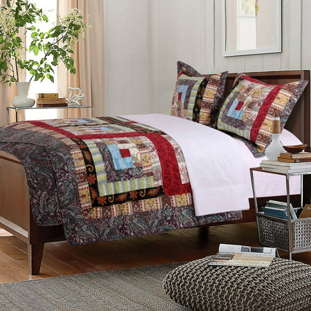 Global Trends Caribou Creek Quilt Set