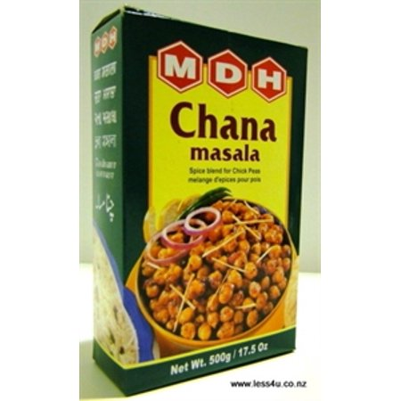 Mdh Chana Masala 500G (Best Chana Masala Powder)