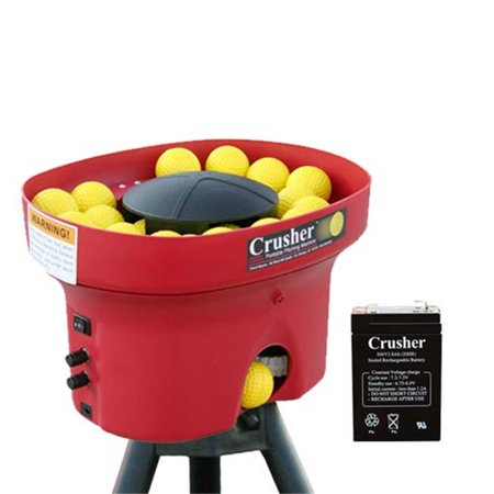 Heater Cr129 Crusher With 4 Hour Battery Walmart Canada