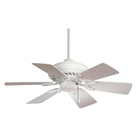 Minka Aire F562-WH Supra 32 in. Indoor Ceiling Fan - White