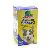 Alaskan Omega-3 By Vital Planet - 60 Softgels