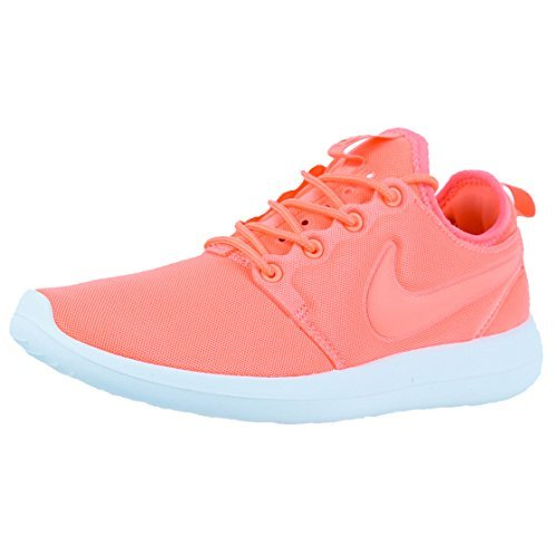 Nike Women's Wmns Roshe Two, ATOMIC PINK/SAIL-TURF ORANGE...