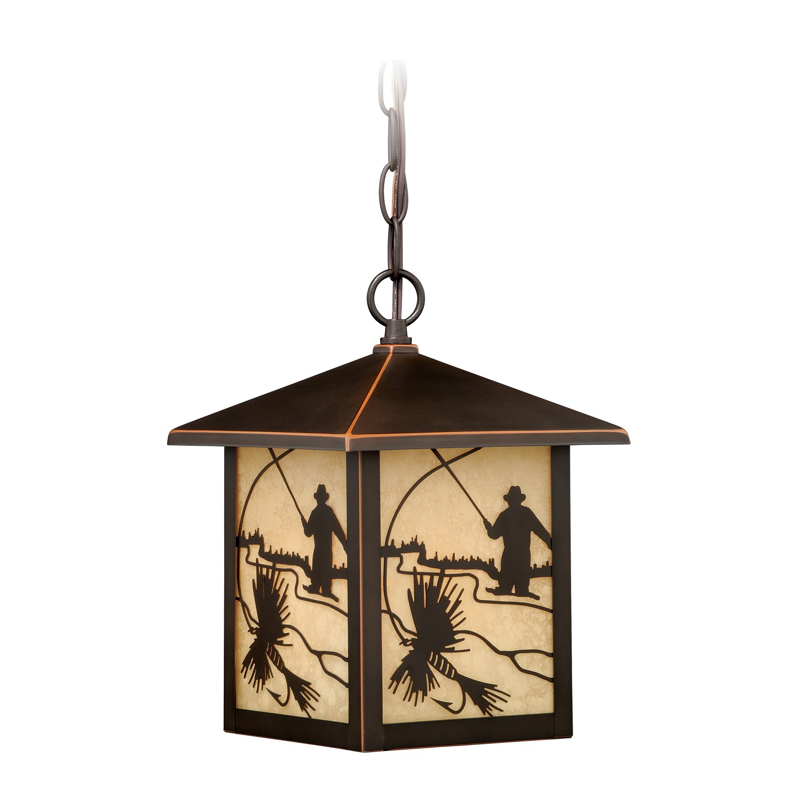 Vaxcel Mayfly T0112 Outdoor Pendant