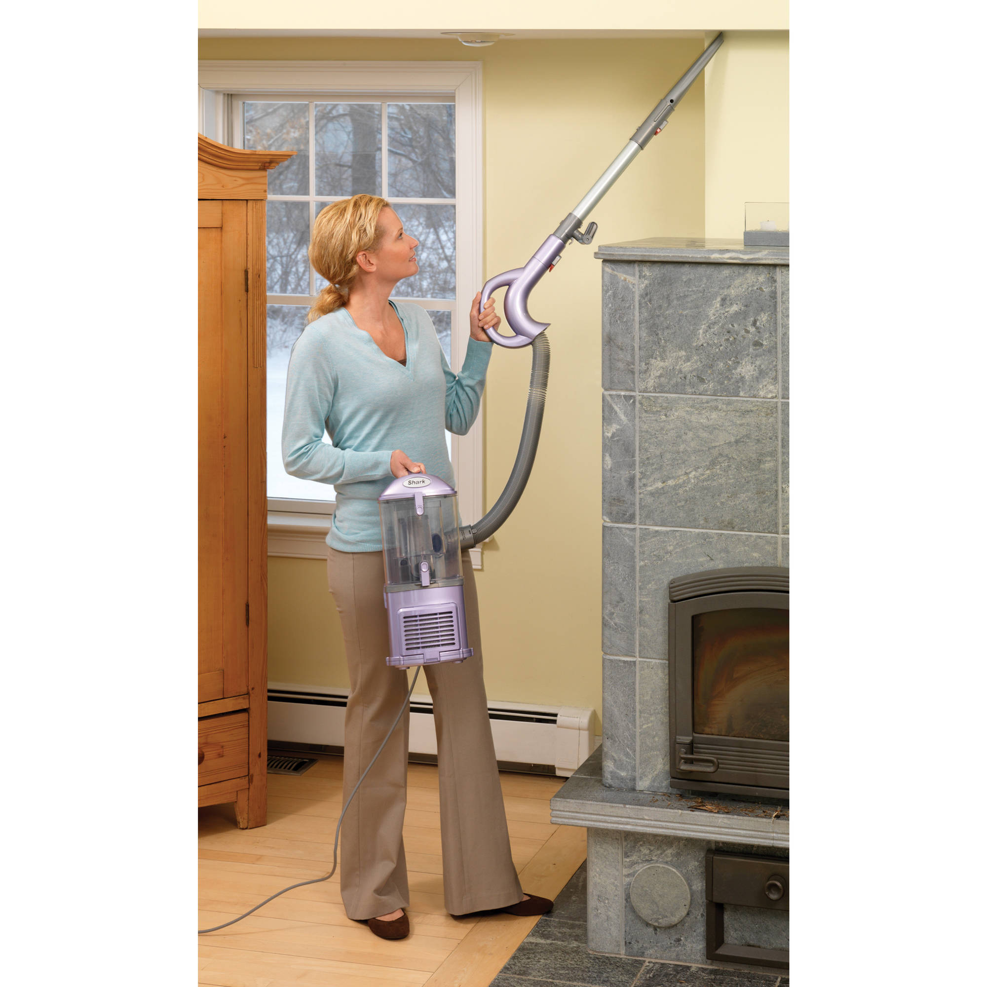Shark Navigator Lift Away Bagless Upright Vacuum Cleaner Nv351 This Is Gooda Vaccuum Wiper Switch Cable Operated There No