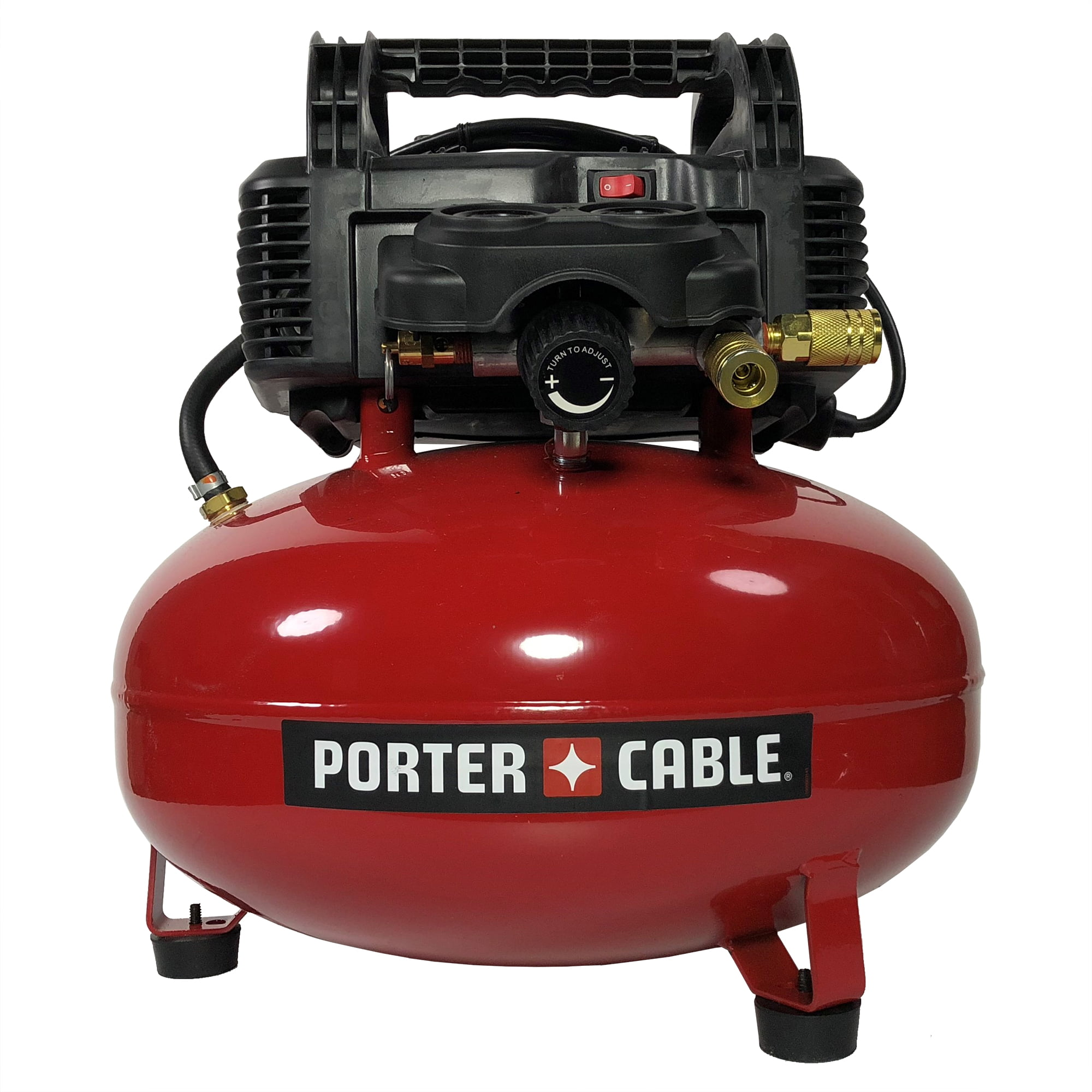Porter-Cable C2002 6-Gallon Pancake Compressor by Porter Cable