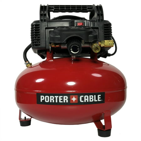 Porter-Cable C2002 6-Gallon Pancake Compressor