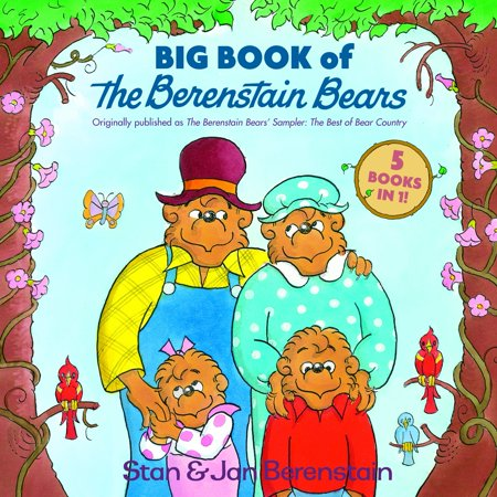 Big Book of the Berenstain Bears (Hardcover) ()