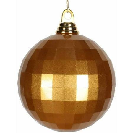 Vickerman 5.5 Mirror Ball Christmas Ornament