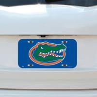 Florida Gators WinCraft Plastic License Plate - No Size