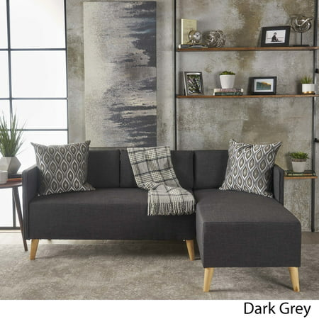 Admirable Christopher Knight Home Augustus Modern 2 Piece Chaise Sectional Sofa Set By Andrewgaddart Wooden Chair Designs For Living Room Andrewgaddartcom
