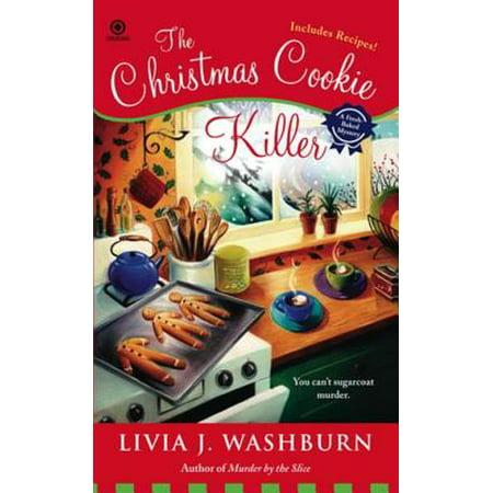 The Christmas Cookie Killer - eBook ()
