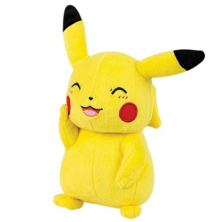 Tomy Pokemon Sun & Moon Happy Pikachu Pose 8