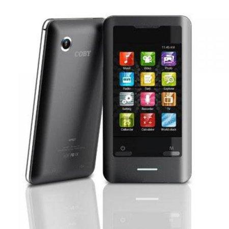 MP828 4GB Flash Portable Media Player
