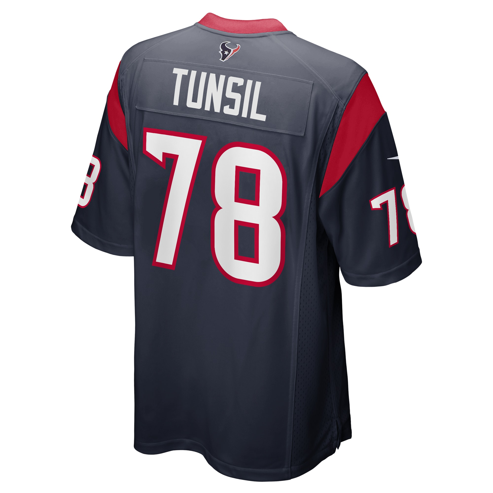 Laremy Tunsil Houston Texans Nike Game Jersey - Navy
