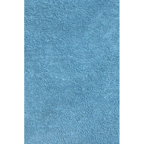 Fun Rugs Light Blue Shag Kids Rug