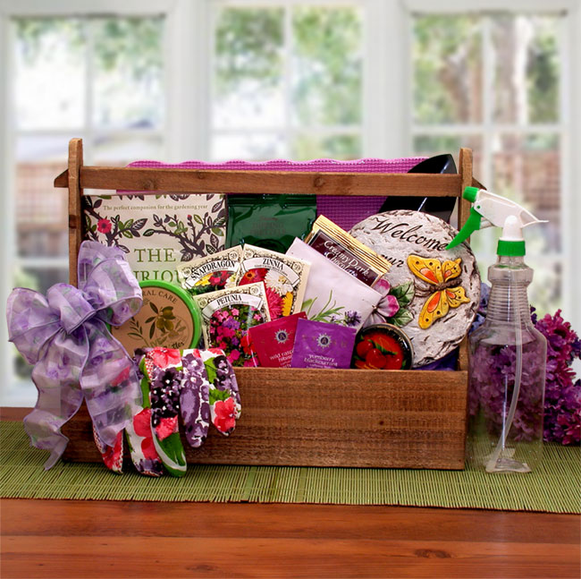 Gift Basket 8413402 The Green Thumb Gardening Tote
