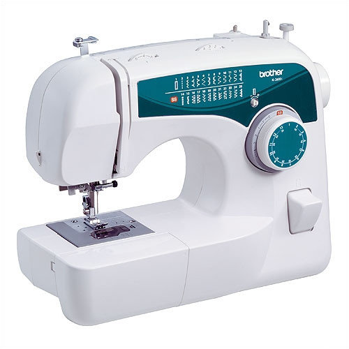 Brother Free-Arm Sewing Machine with 26 Stitches