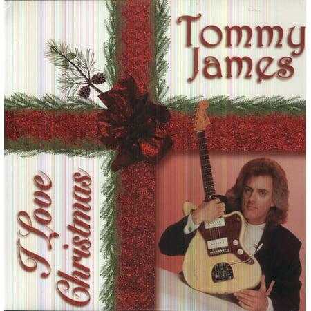 Tommy James - I Love Christmas - Vinyl ()