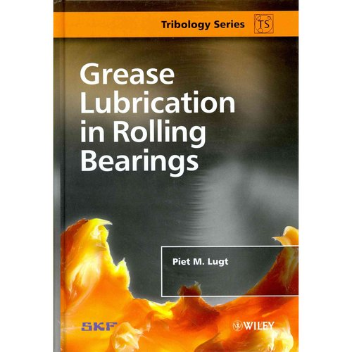 Grease Lubrication in Rolling Bearings
