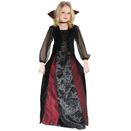 Halloween Costume Vampire Woman (Vampire Child Halloween)