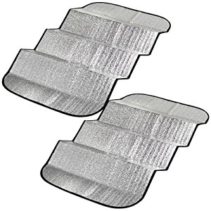 Parent Units Car Seat Sun Shield, 2 Pack